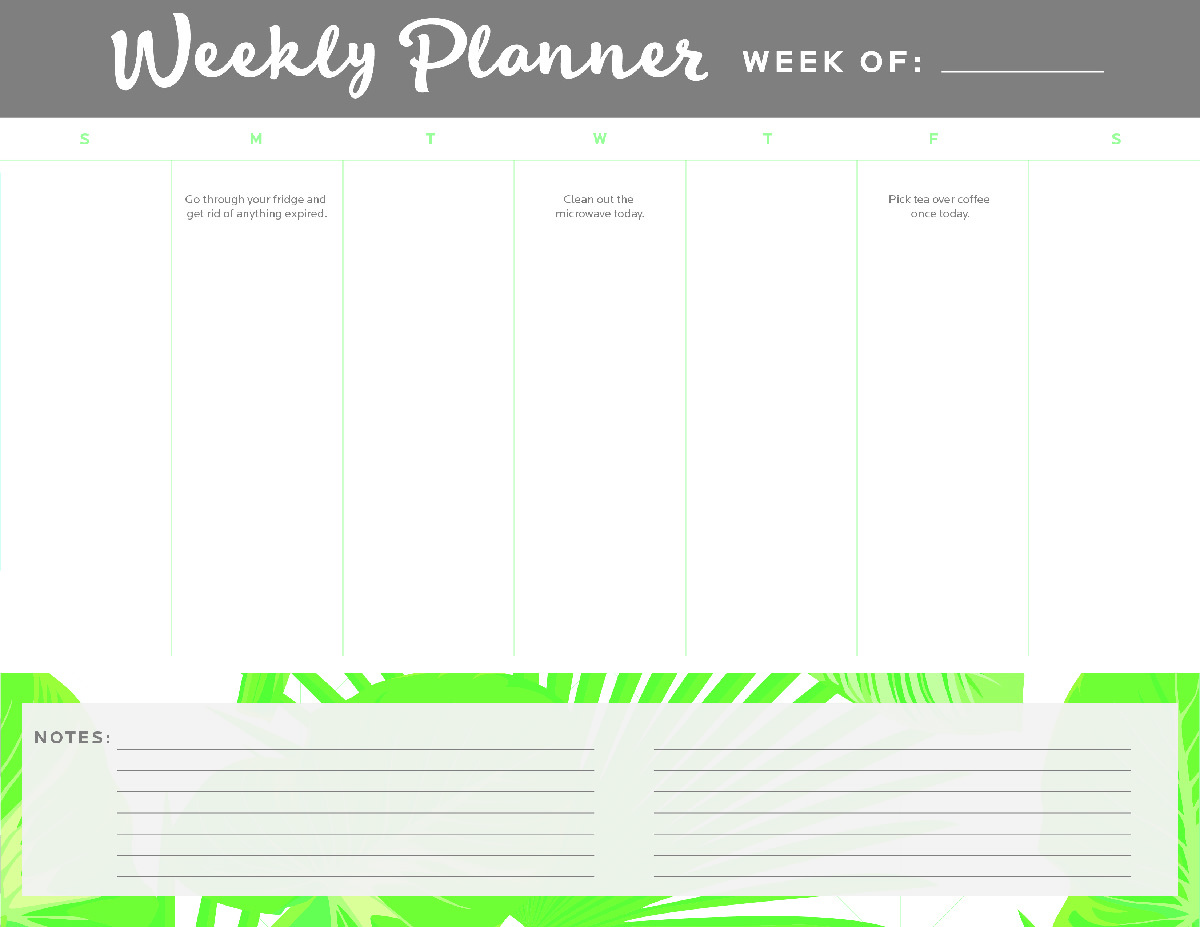 Day Calendar Graphic