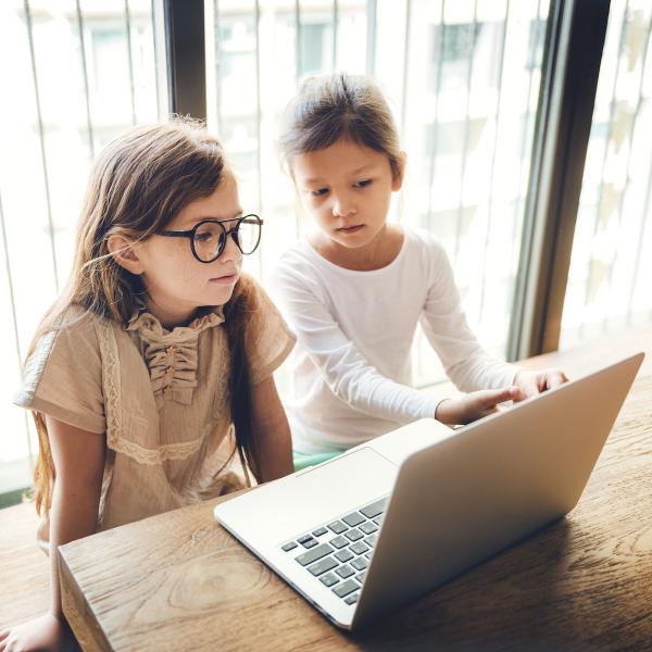 Kids On Compuyer