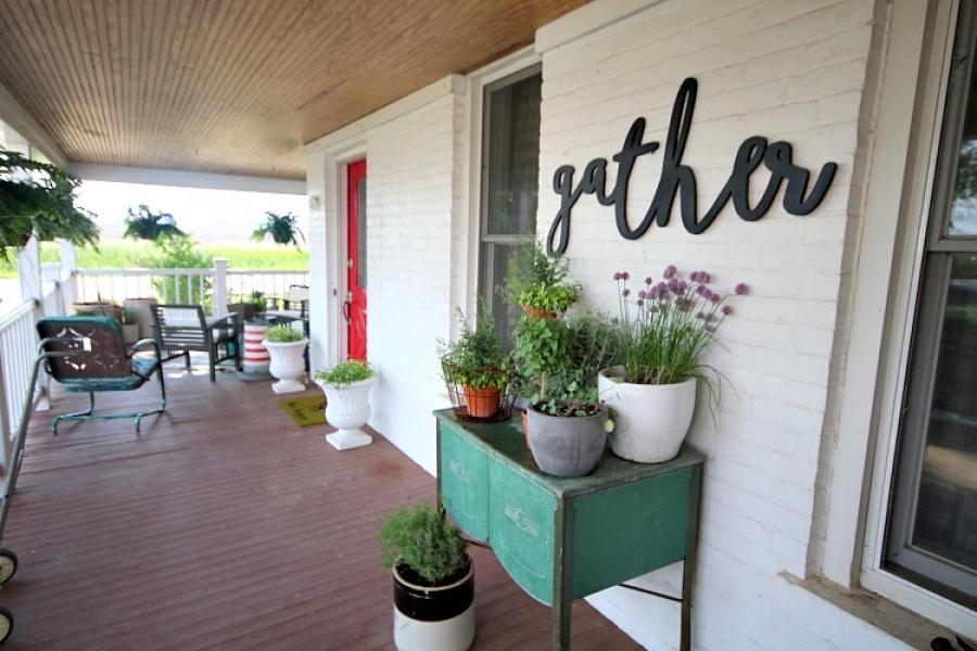 Swoon Worthy Outdoor Spaces 4