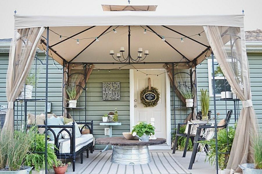 Swoon Worthy Outdoor Spaces 5