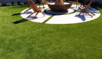 Artificial Turf with built-in Microban technology