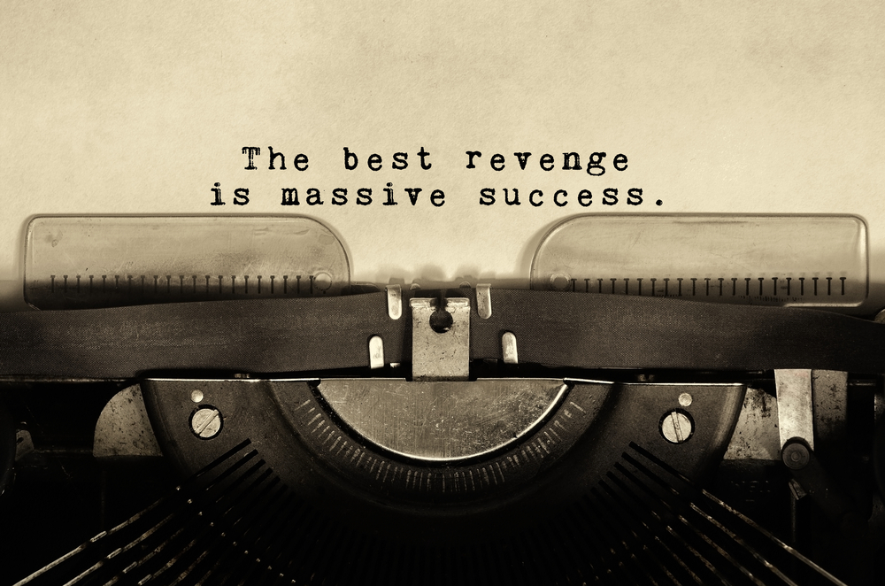 Why Success is the Best Revenge | The Cleaner Home