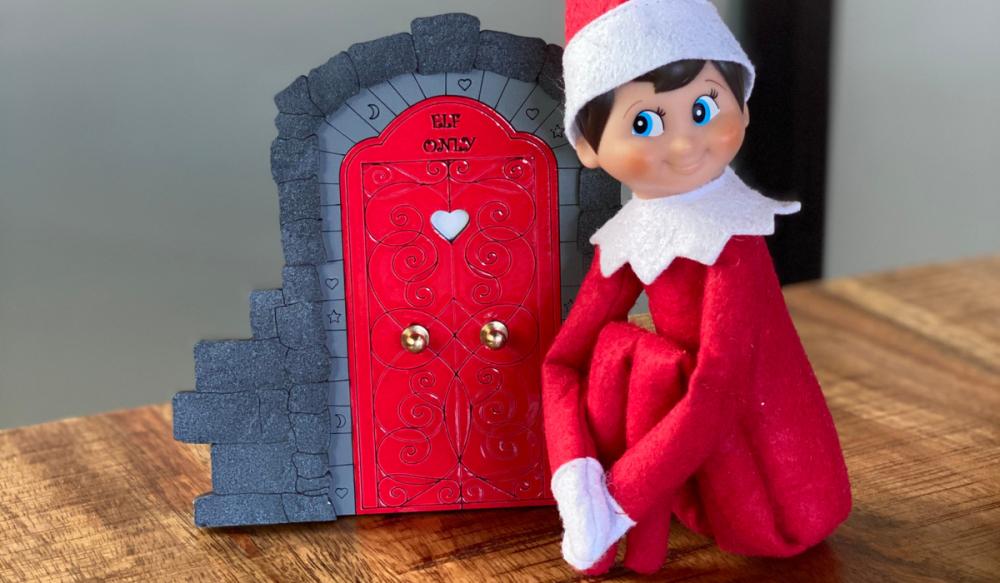 10 Innovative Elf on the Shelf Ideas