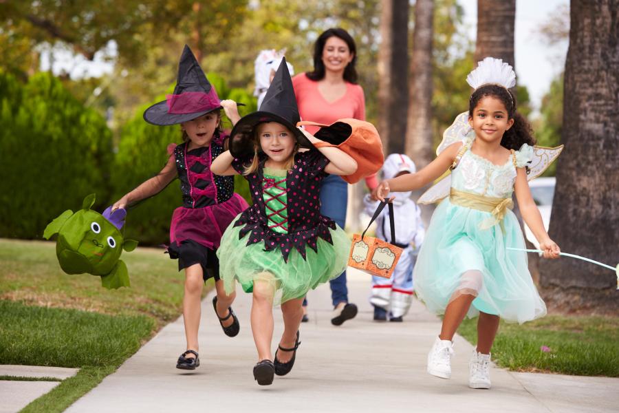 Halloween Safety Tips 2