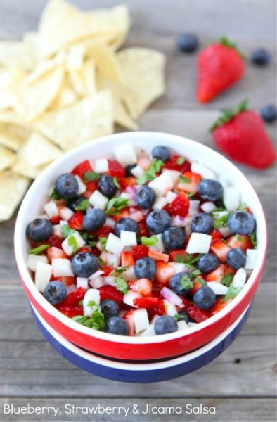 Healthy Appetizers For 4Th Of July 5