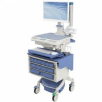 AccessRx™ medication delivery carts