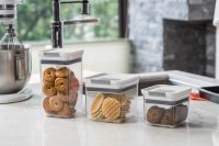 Premium-Tite Antimicrobial Food Storage Containers