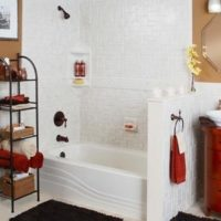 Acrylic Shower Systems