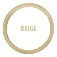 Pilot Beige Steering Wheel Cover