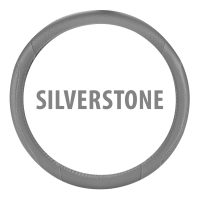 Pilot Silverstone Steering Wheel Cover